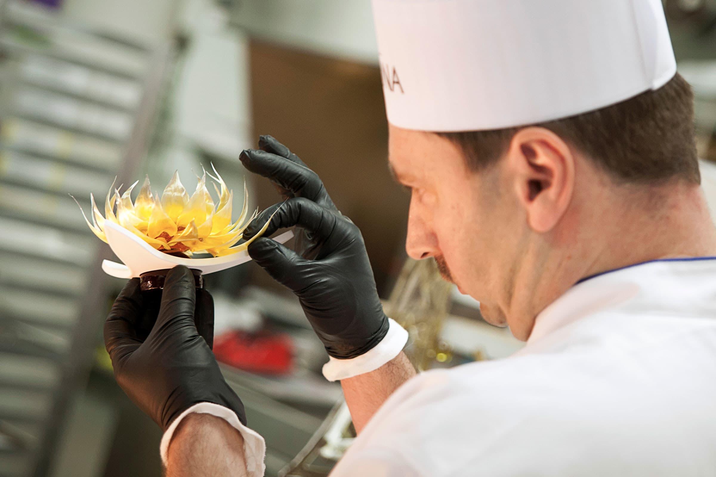 La Coupe du Monde de la Patisserie 2013. Held at the Secchia Institute for Culinary Education.
