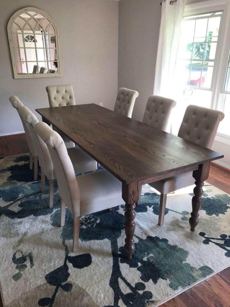 VanLaar Woodworks, table