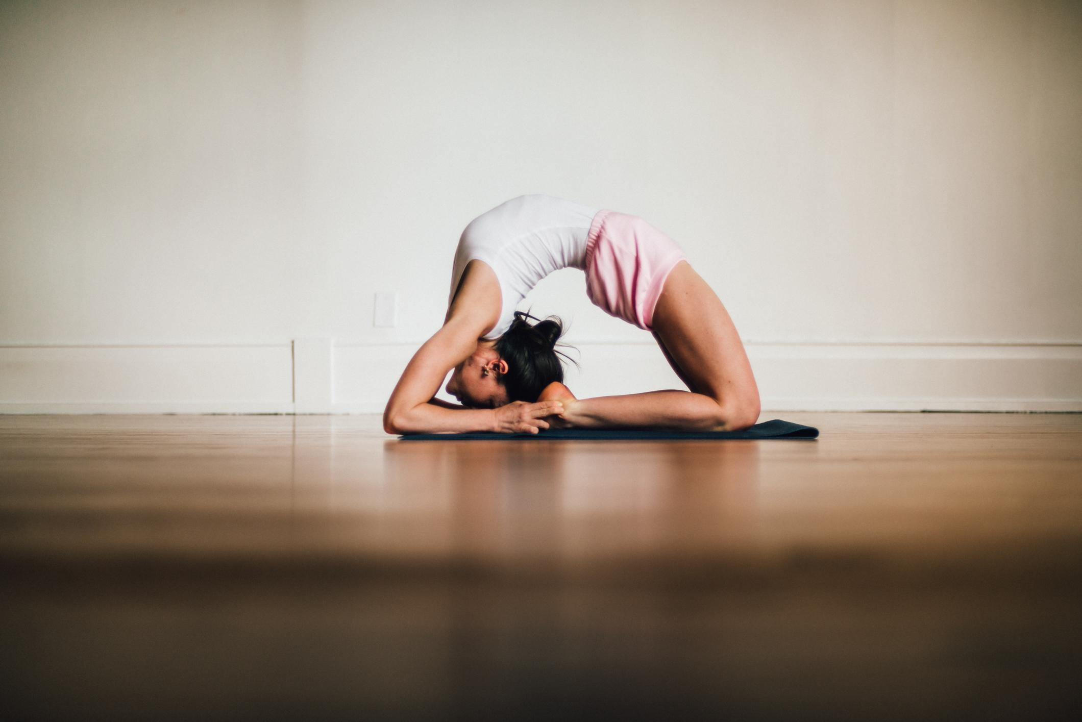 Iyengar Yoga Studio Photo by Matthew Provoast Photography
