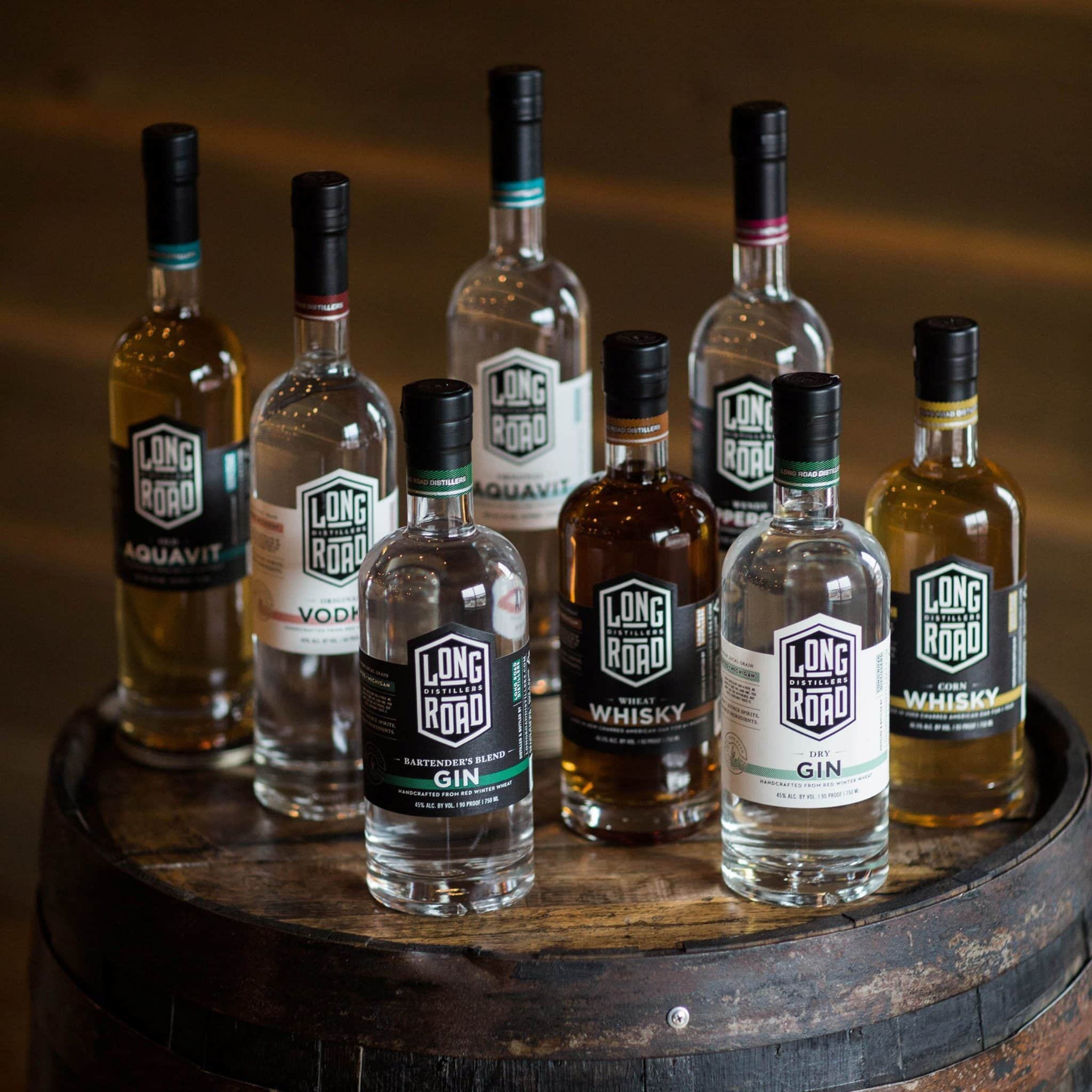 Long Road Distillers takes top honors in USA Today Readers' choice poll