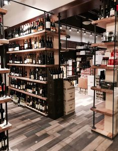 Russo's offers an extensive beer & wine selection.