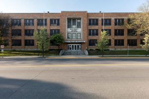 New SiTE:LAB space originally housed Christian High School
