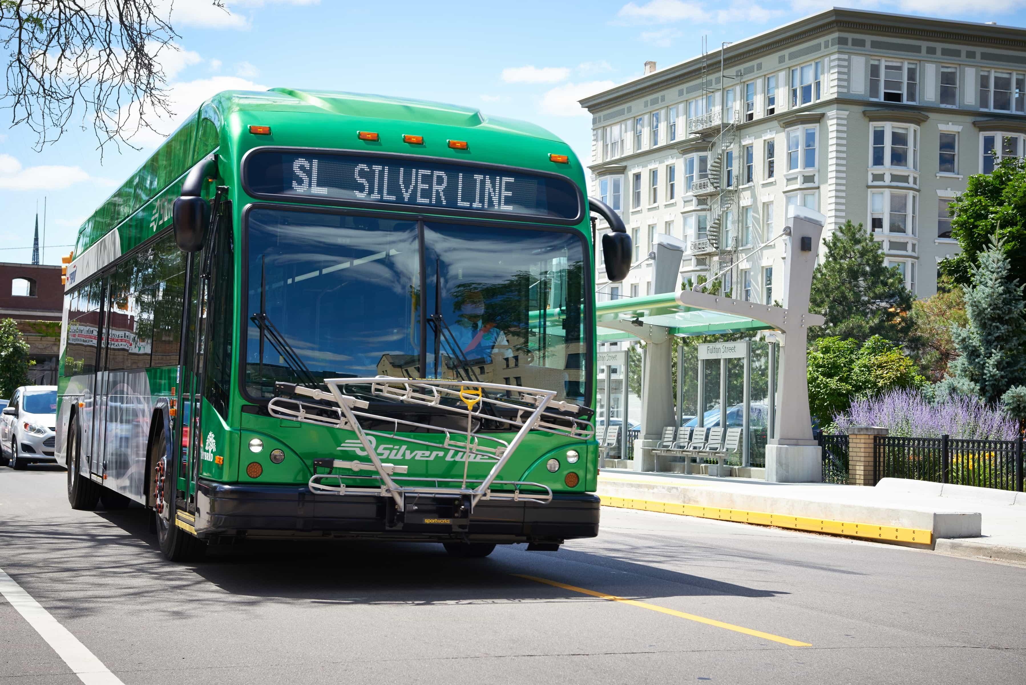 The Rapid seeks public input on bus routes