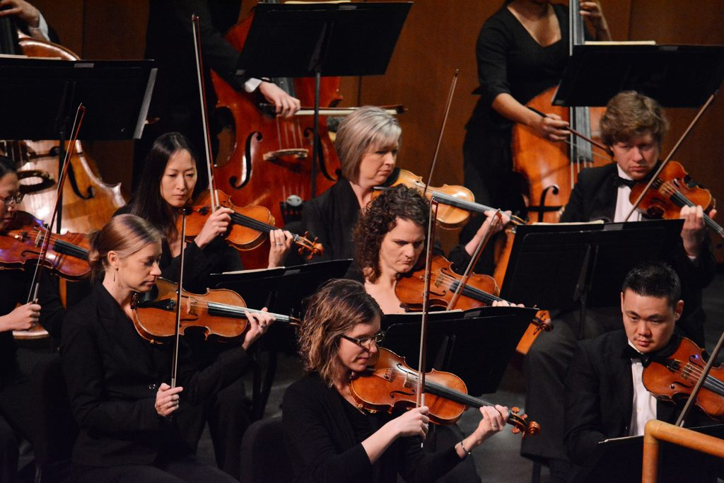 West Michigan Symphony kicked off 2017-2018 season this weekend.