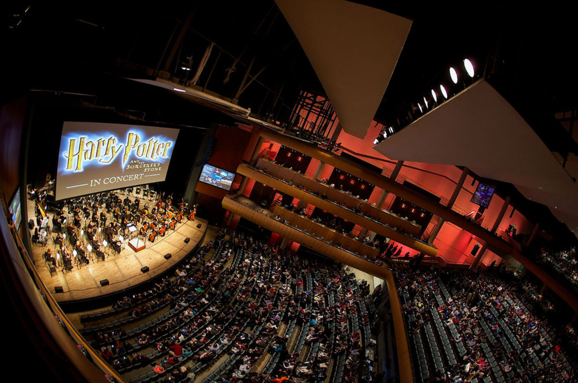 Grand Rapids Symphony presents Harry Potter and The Chamber of Secrets in concert