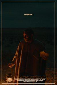 """Film poster for """"Demon"""""""