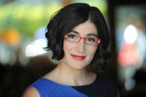 GRCC will close its annual Diversity Lecture Series with a talk by author Negin Farsad.