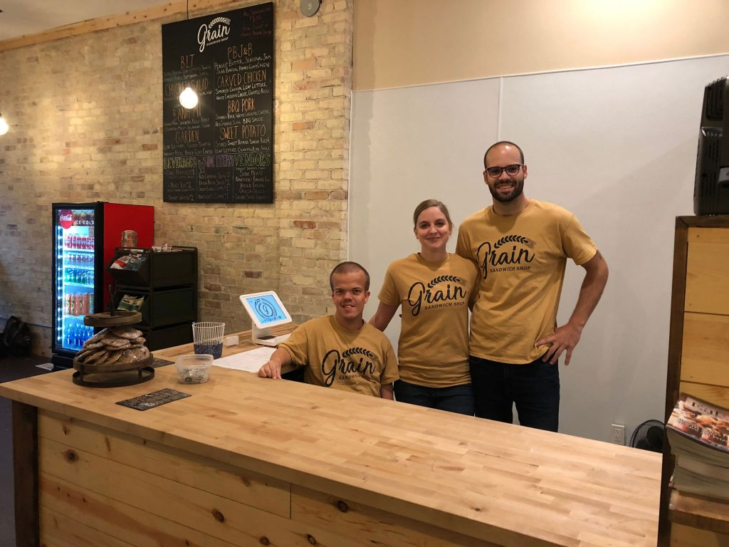 Grain serves up sandwiches on the West Side.