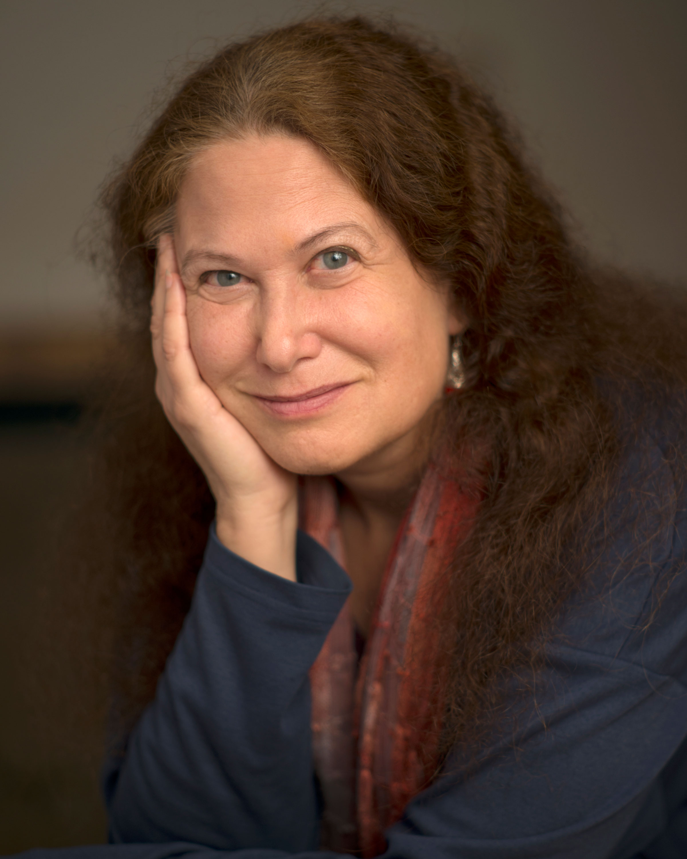Jane Hirshfield, Photo by Curt Richter
