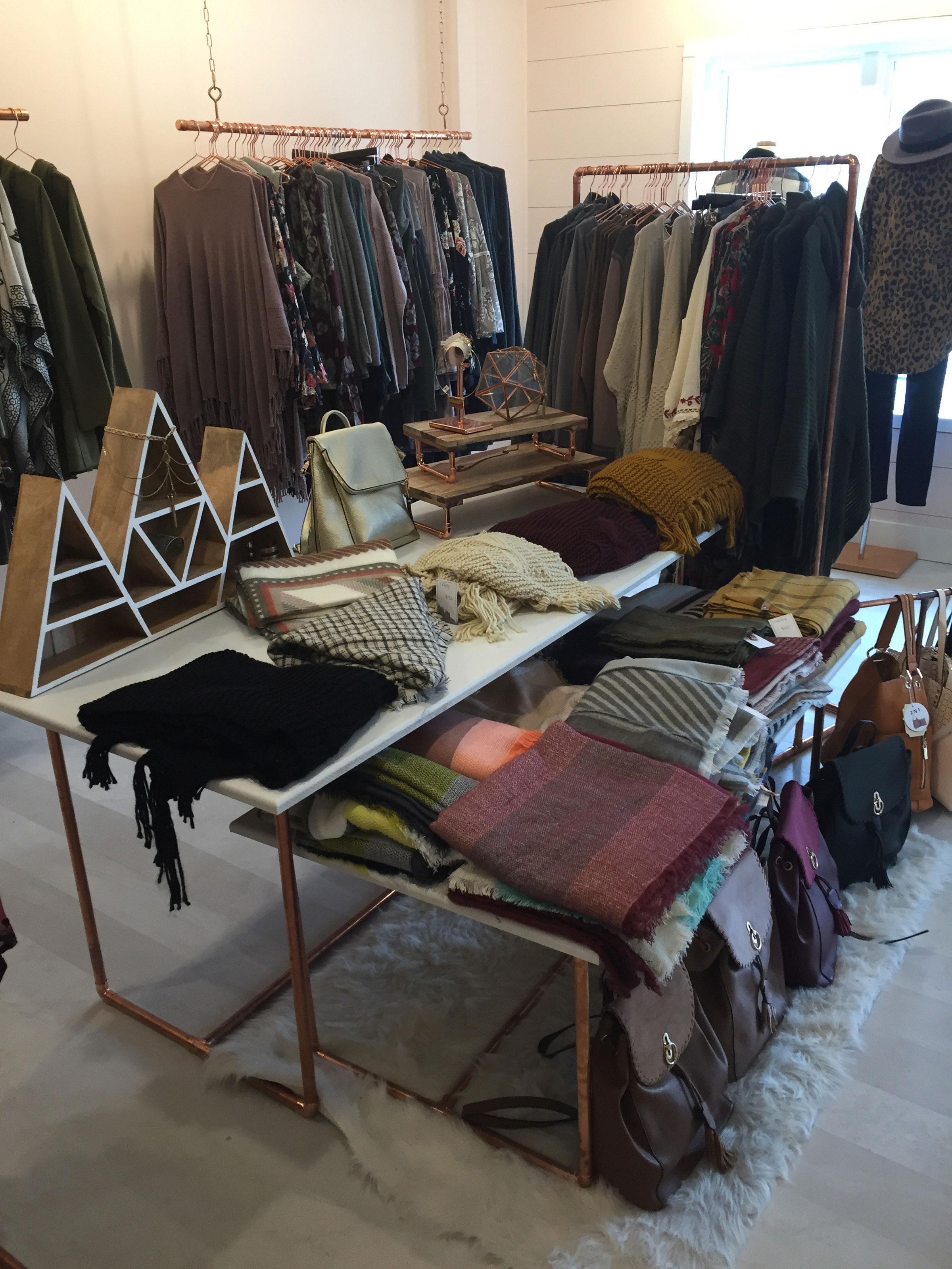 LA Miller owner Lisa Miller focuses on personal styling.