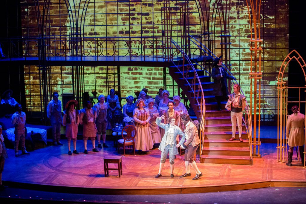 """The Marriage of Figaro"" Photo by Grand Lubell Photography"