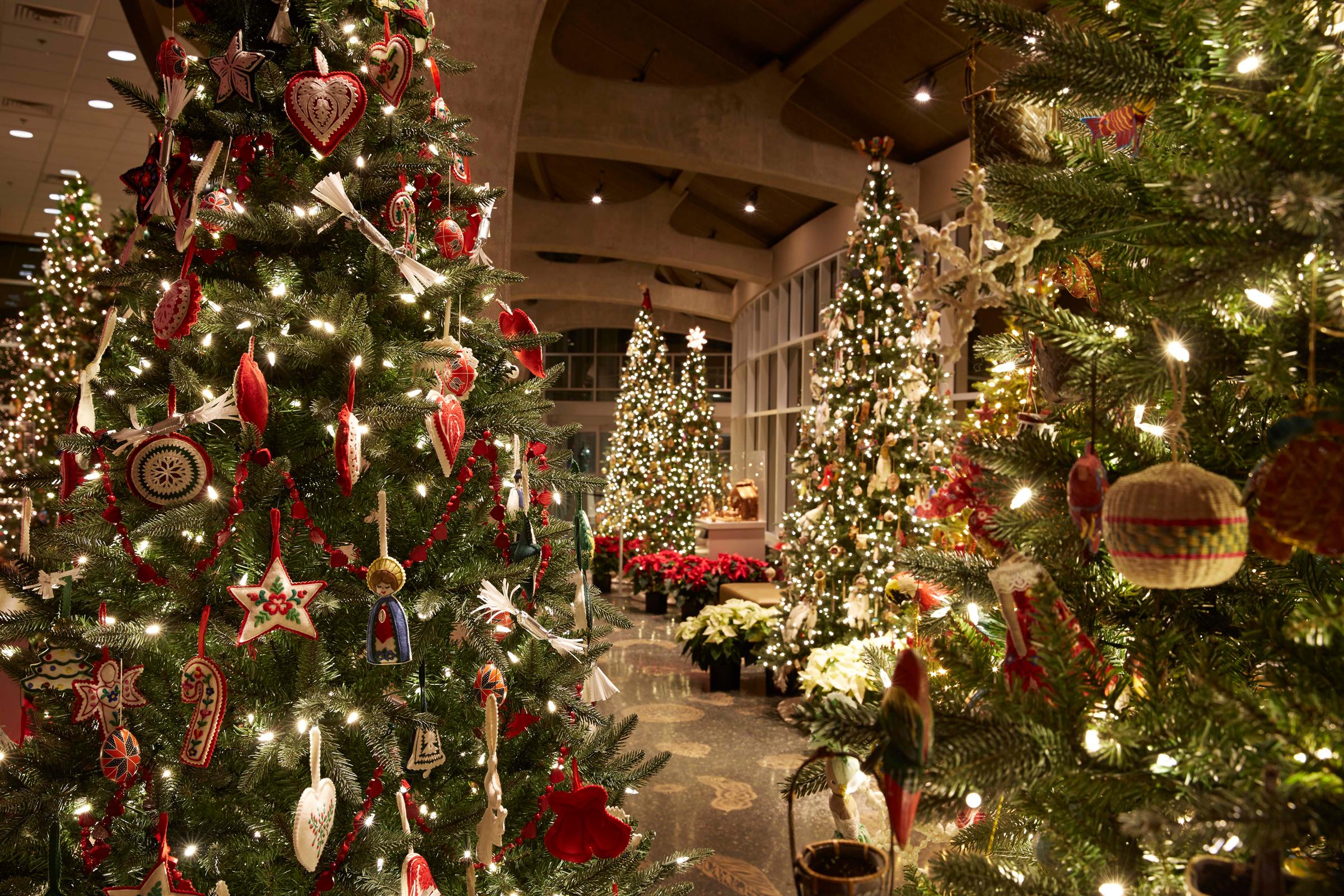 Frederik Meijer Gardens celebrates Christmas Traditions Around the World.