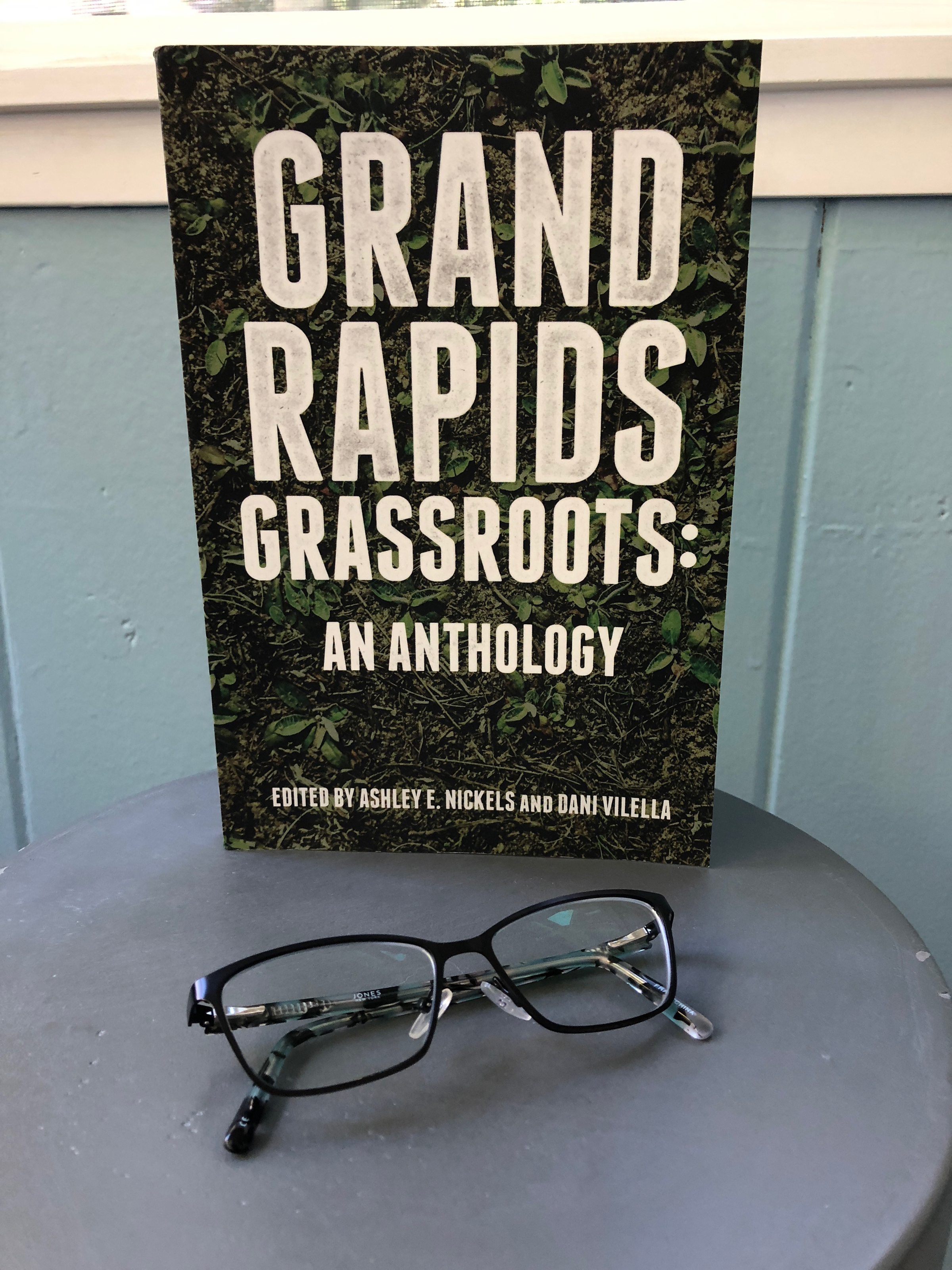 Grand Rapids Grassroots: An Anthology tells the story of grassroots activism in a rust belt city.