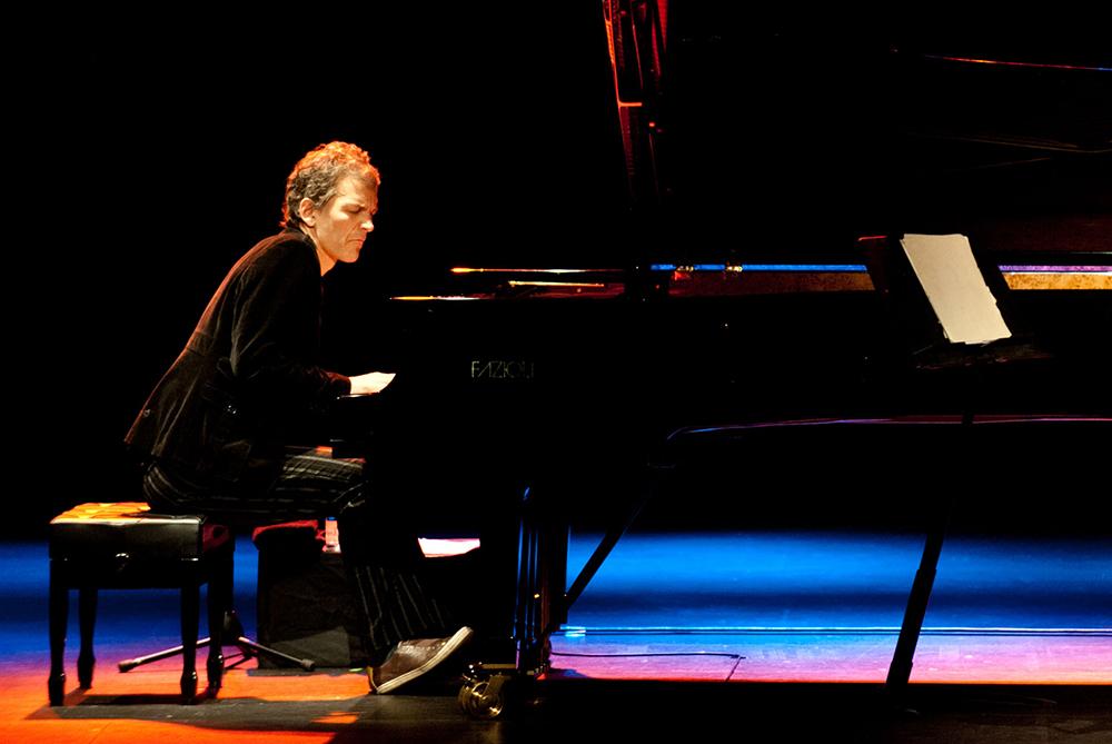 Brad Mehldau returns to St. Cecilia's Music Center.