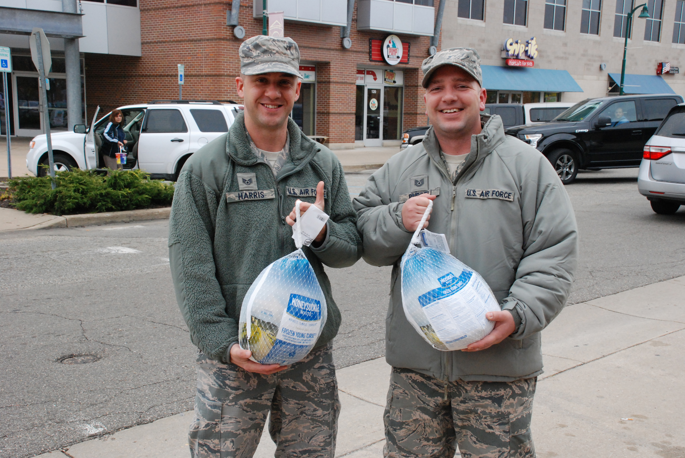 Mel Trotter is collecting turkey donations for the holiday season.