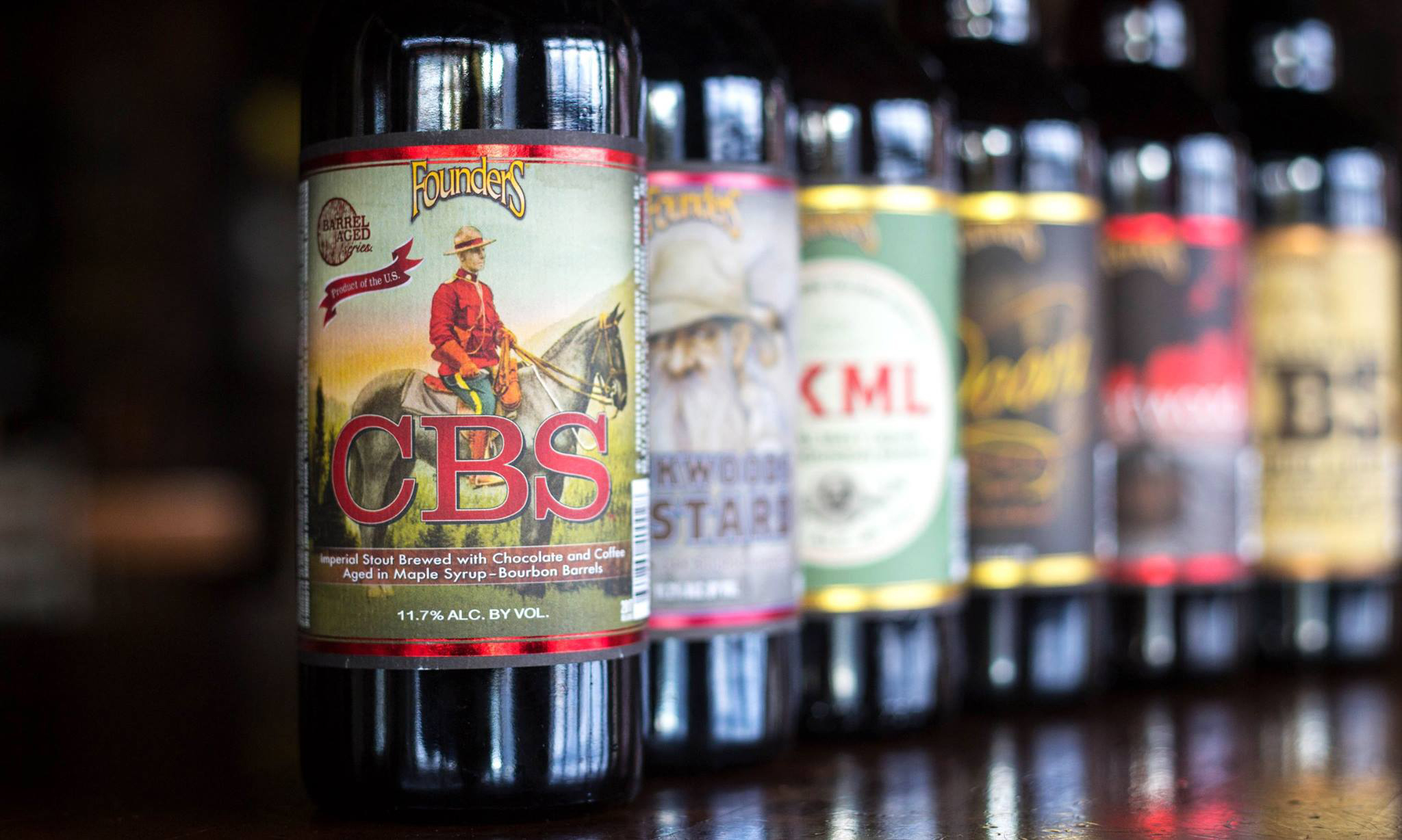 Founders releases CBS.