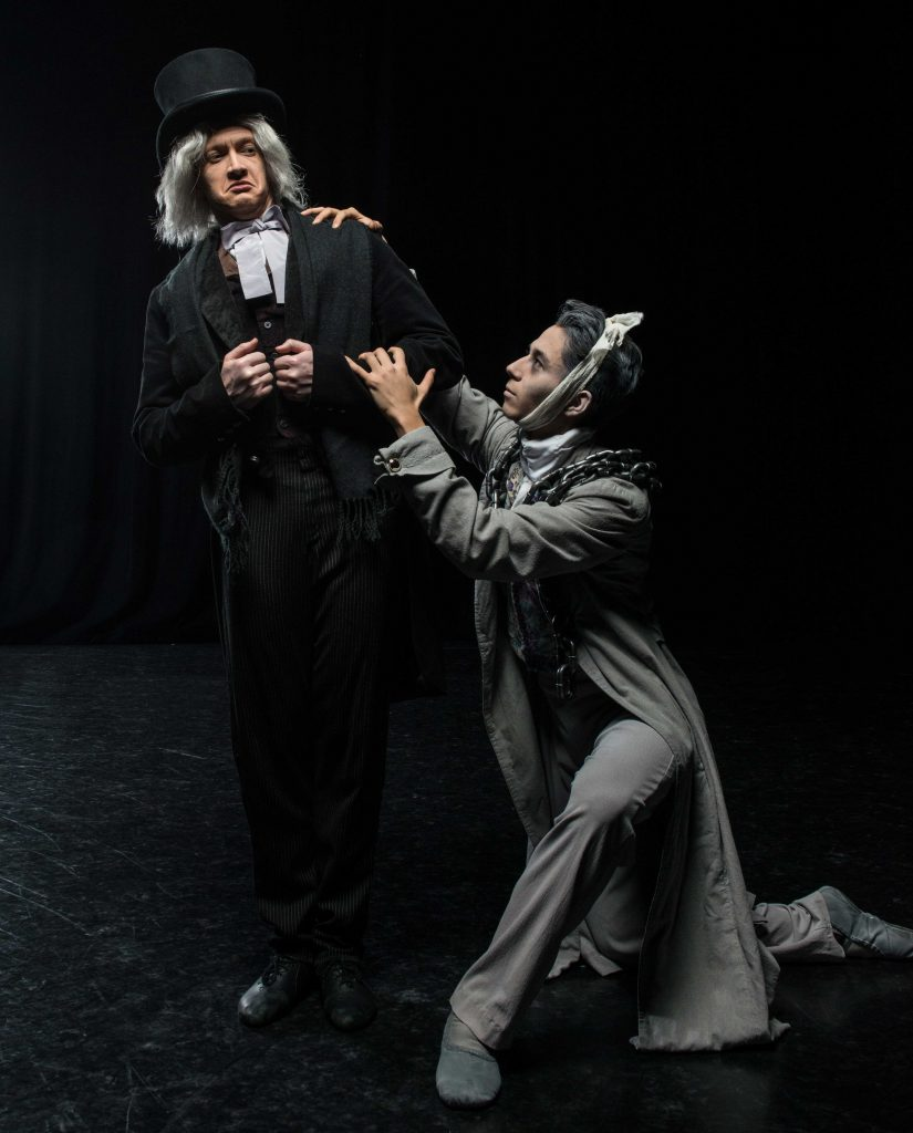 """Catch Grand Rapids Ballet's performance of """"A Christmas Carol"""" this weekend."""