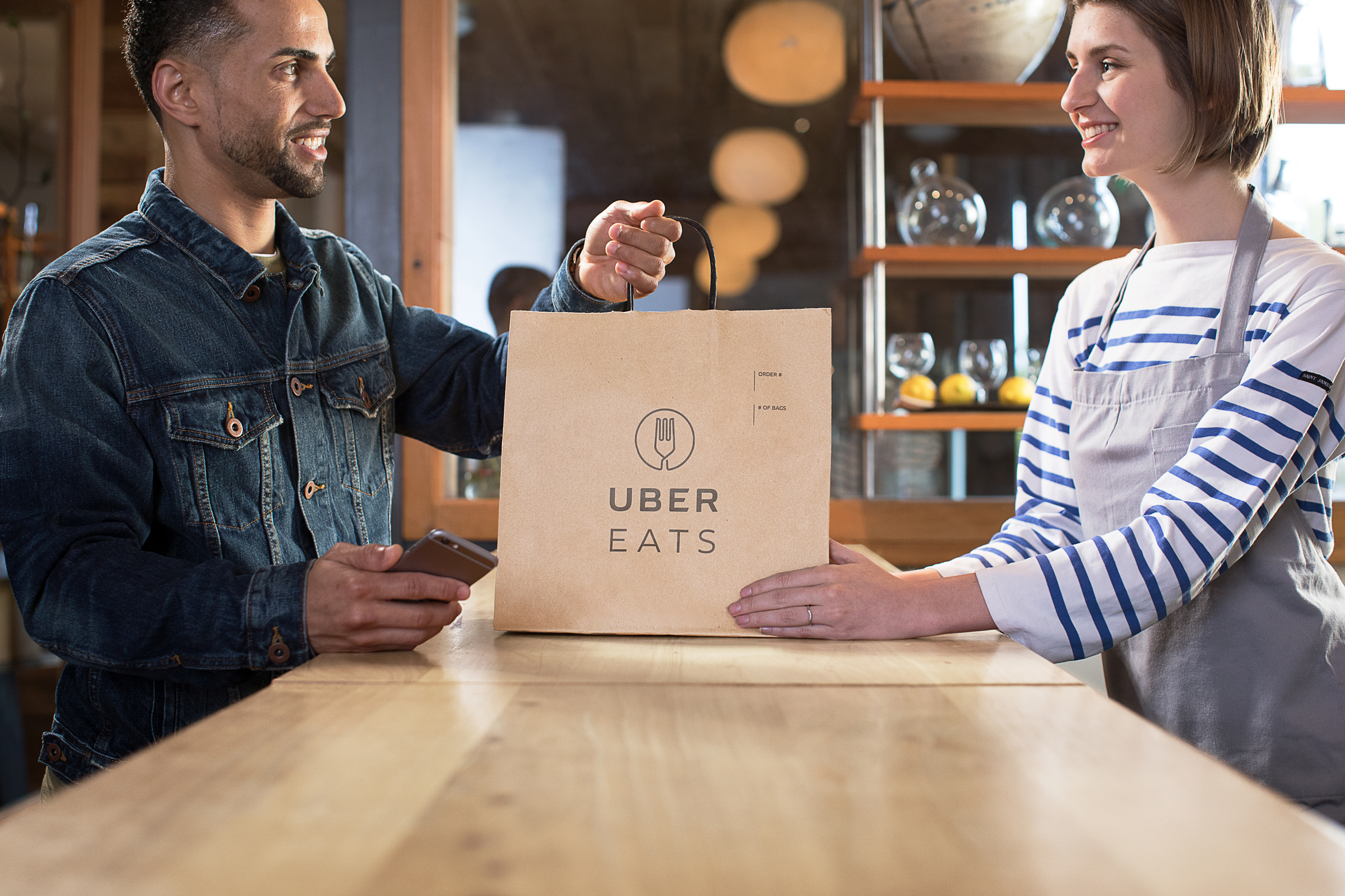 UberEATS comes to Grand Rapids.