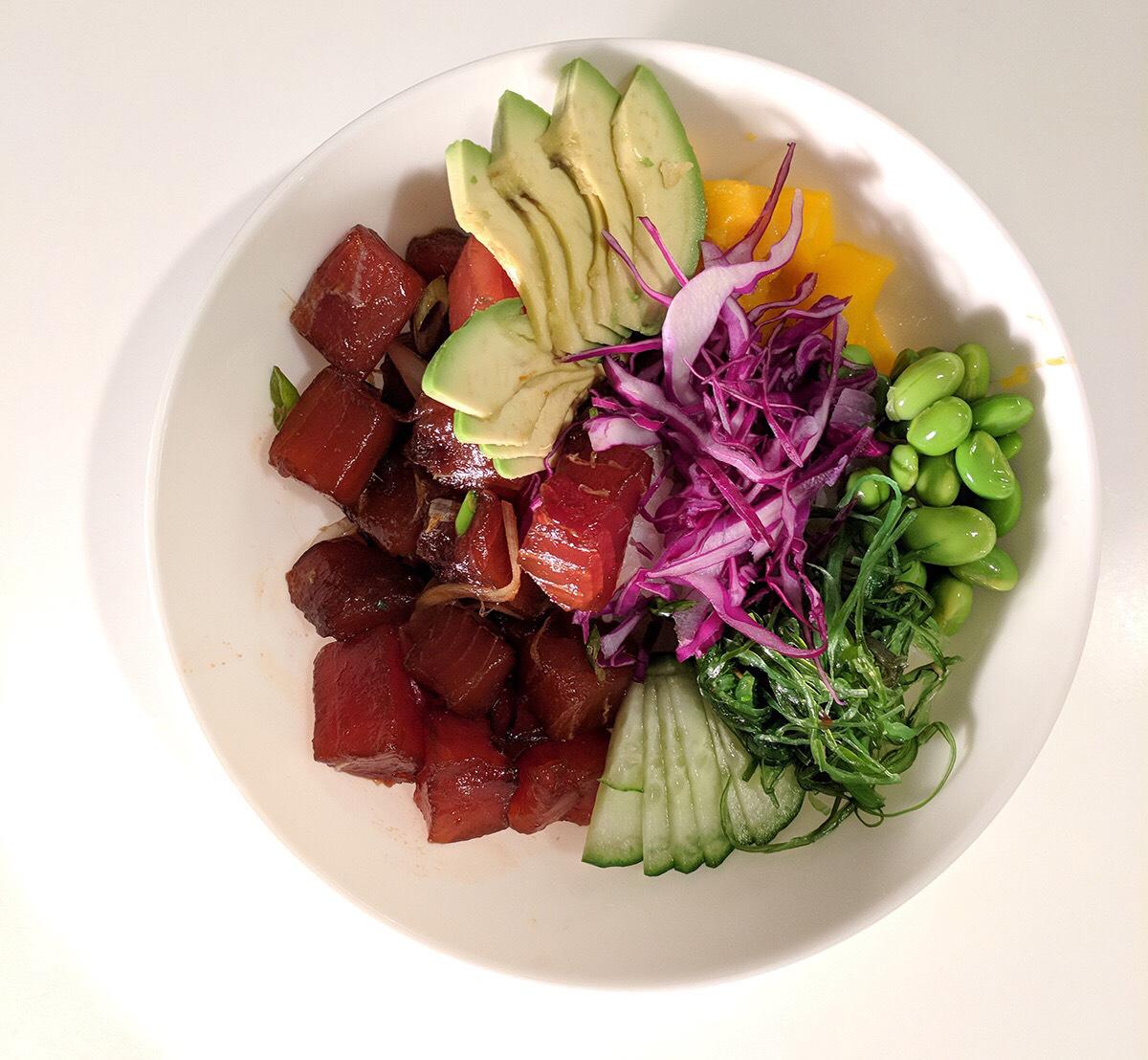 Wikiwiki Poke brings Hawaiian cuisine to Wealthy Street.