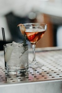Zoko has 10 gin-based cocktails and 45 types of gin on hand.