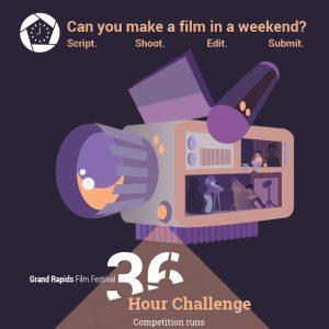 Grand Rapids Film Festival 36-Hour Filmmaking Challenge