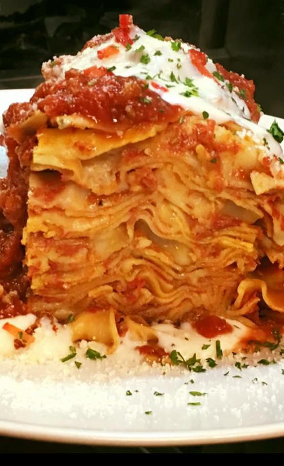Amore 16-layer lasagna