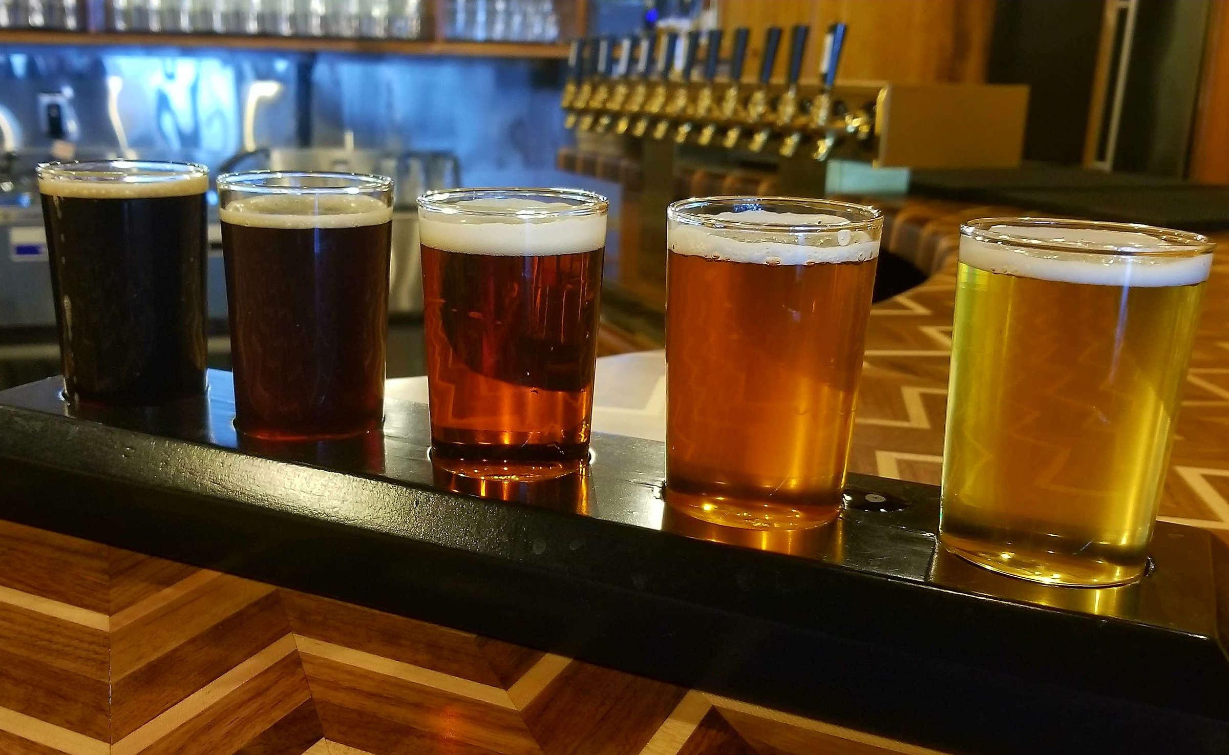 Brass Ring Brewery, Alger Heights