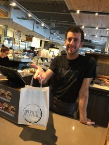 Aperitivo is a great place to stock up on gourmet goodies.