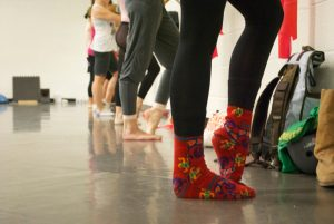 Get into shape with Grand Rapids Ballet's adult classes.
