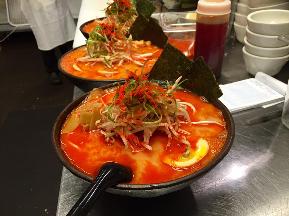 Sapporo Ramen & Noodle Bar, East Lansing