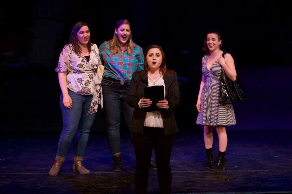 "Actors' Theatre presents ""If/Then."""