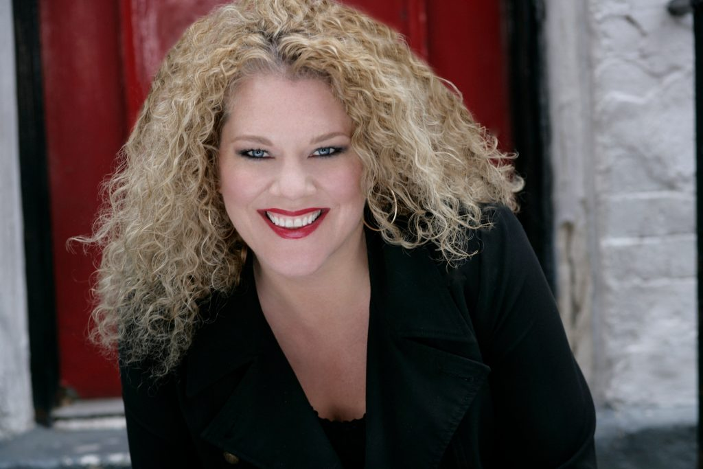 Grand Rapids native Michelle DeYoung joins the Grand Rapids Symphony for Mahler's Symphony No. 3.