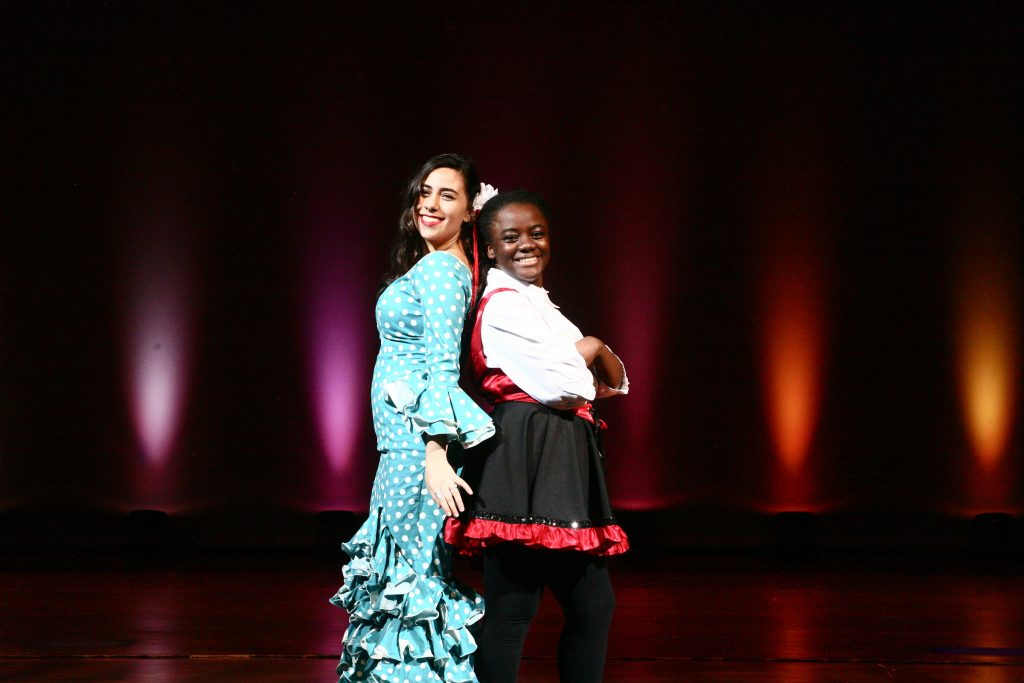 Rangeela 2017 performance.