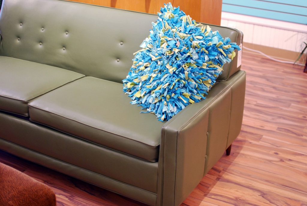 Many vintage home good stores offer a great selection of mix and match furniture.