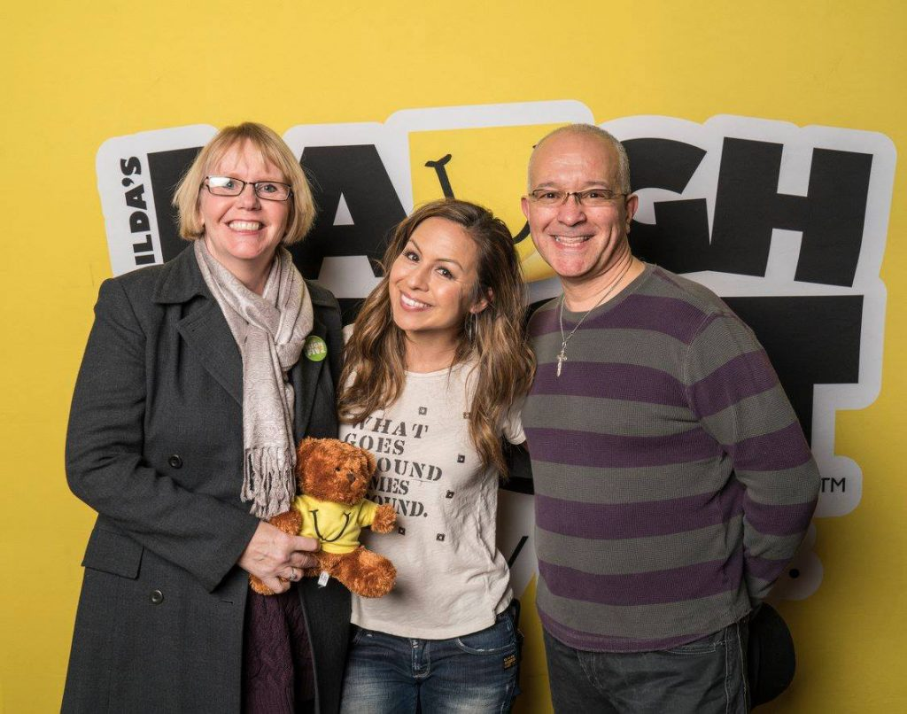 Anjelah Johnson returns to LaughFest having performed previously. Photo by Brian Kelly Photography.