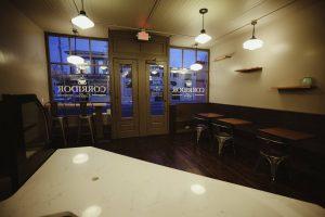 Corridor Coffee opened in January.