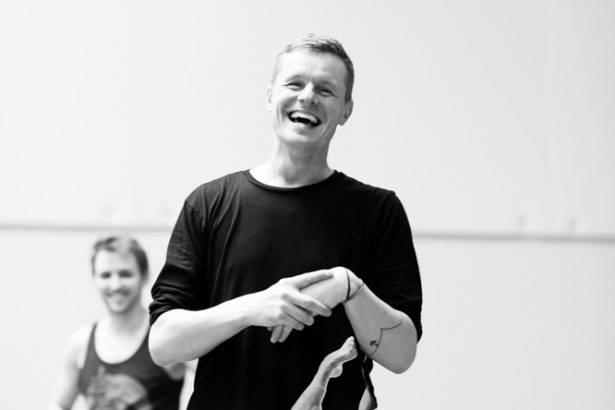 Olivier Wevers visits Grand Rapids Ballet for MOVEMEDIA Diversity II.