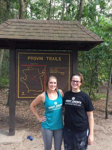 Great Escape Fitness hits the trails around GR.