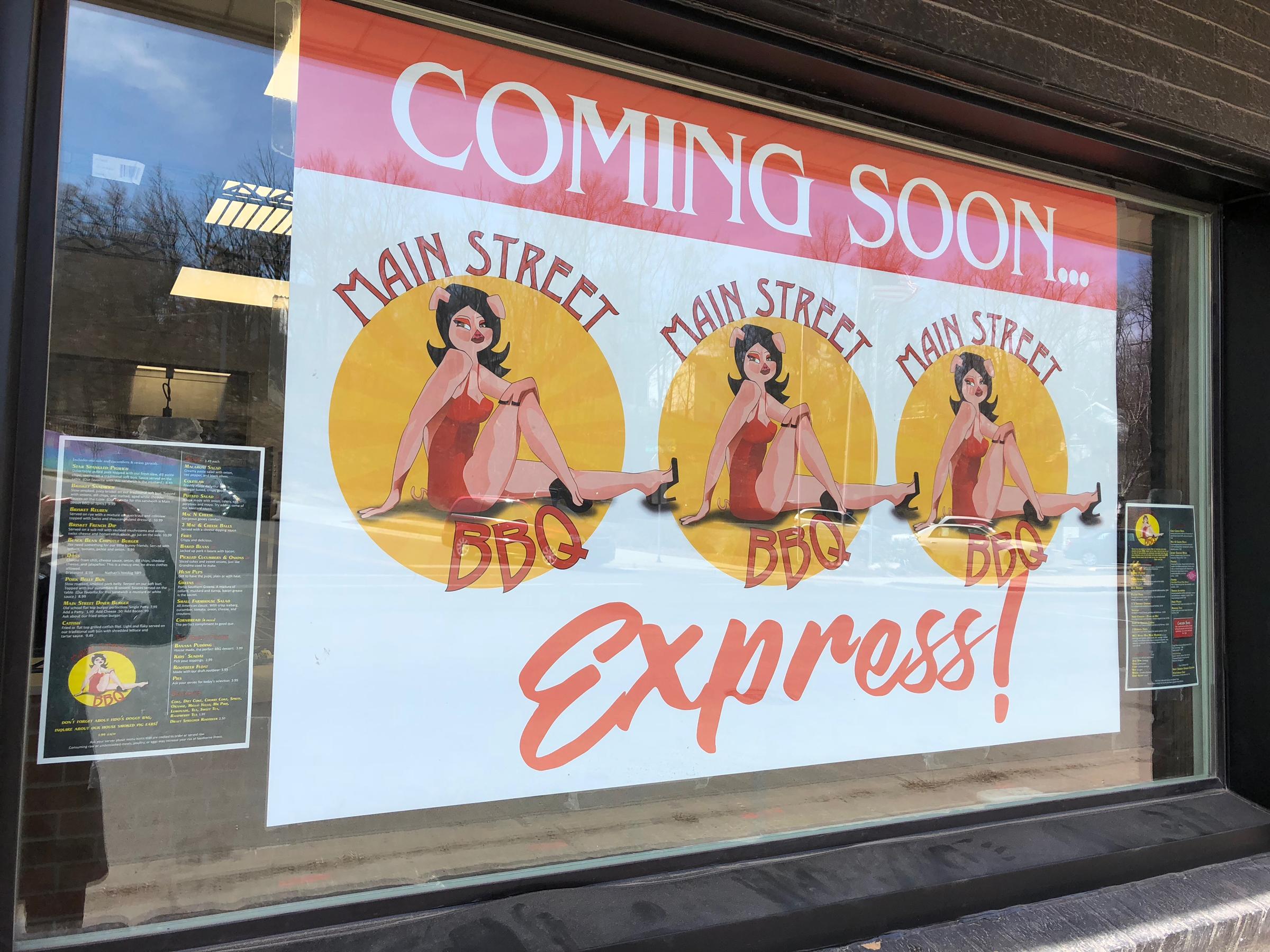 Main Street BBQ Express
