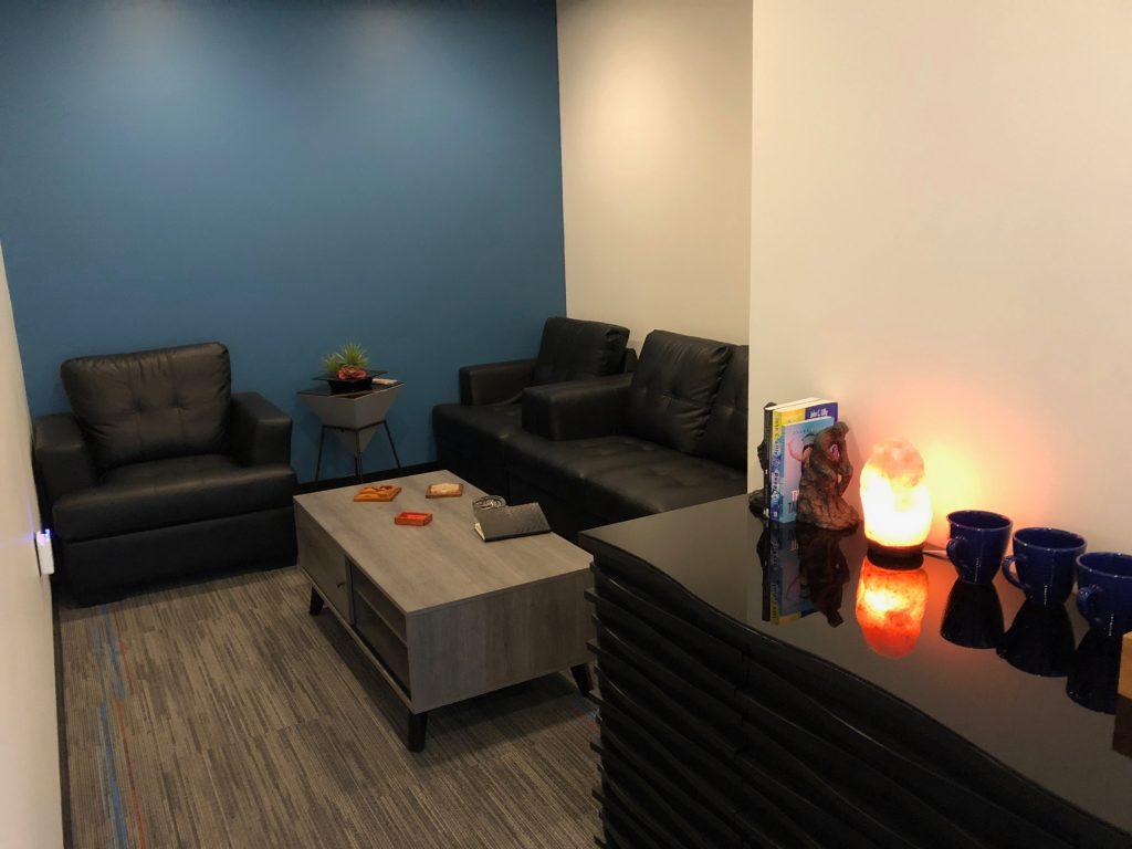 Phlot relaxation lounge