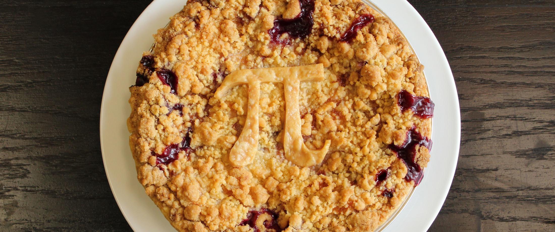 Pi Day at Grand Traverse Pie Company.