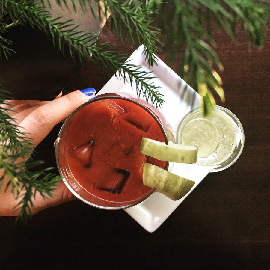 Squibb Cold Brew Bloody Mary