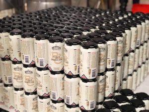The Mitten's popular Peanuts & Crackerjack beer.