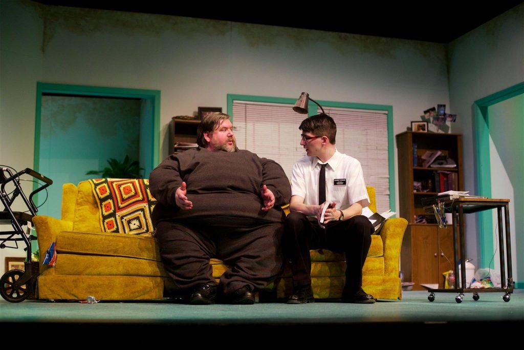 """Actors' Theatre presents """"The Whale"""" through April 28."""