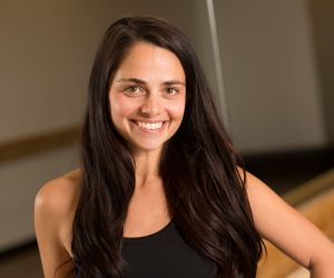 Cori Williams, the owner of Beer City Barre, hosts classes across the city.