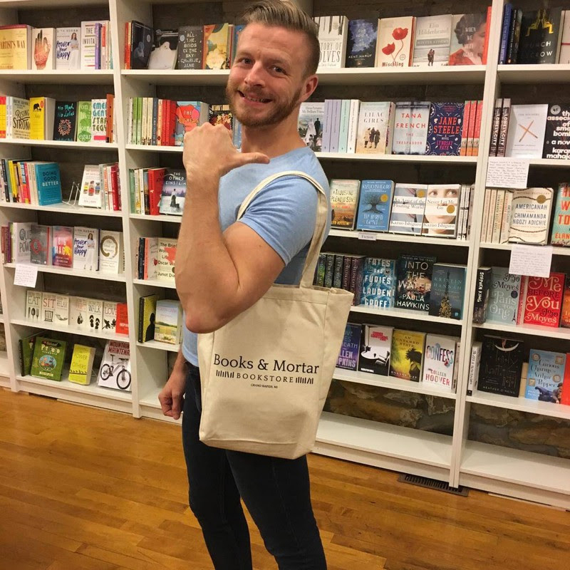 Celebrate Independent Bookstore Day at Books & Mortar
