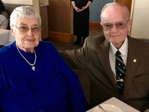 Phil & Nancy Palmer relocated to Grand Rapids after several years in Washington, D.C.