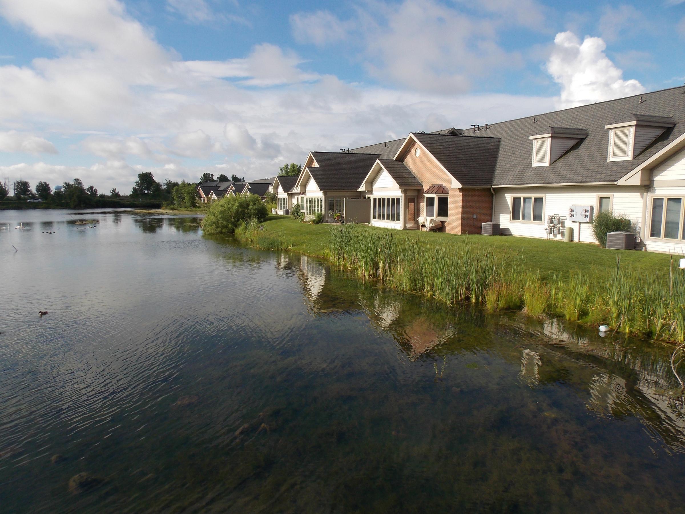 Keller Lake at Clark Retirement Communities