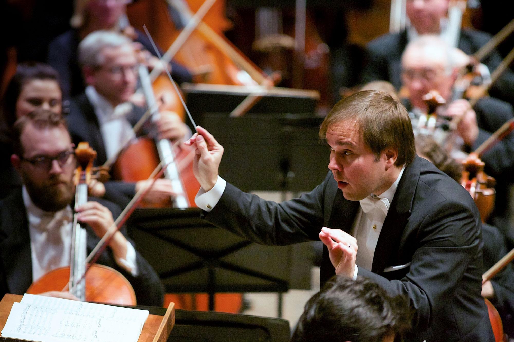 Marcelo Lehninger, Grand Rapids Symphony