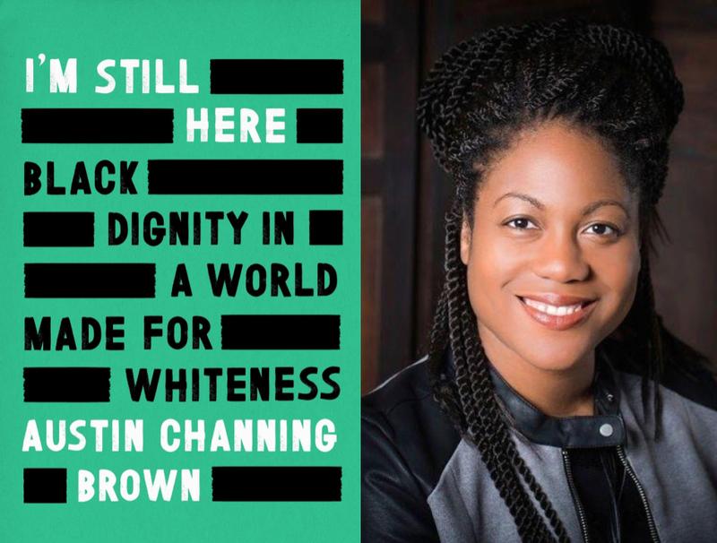 Writer Austin Channing Brown